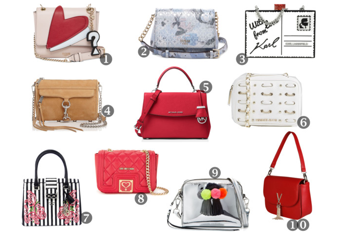 STATEMENT BAGS: Designer Bags under 200€